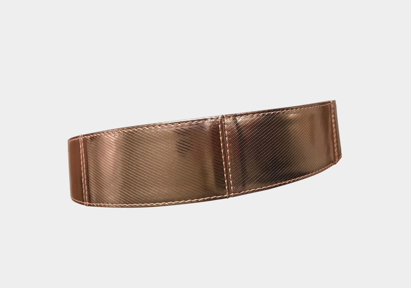 Cinturon Courbet rosa frontal