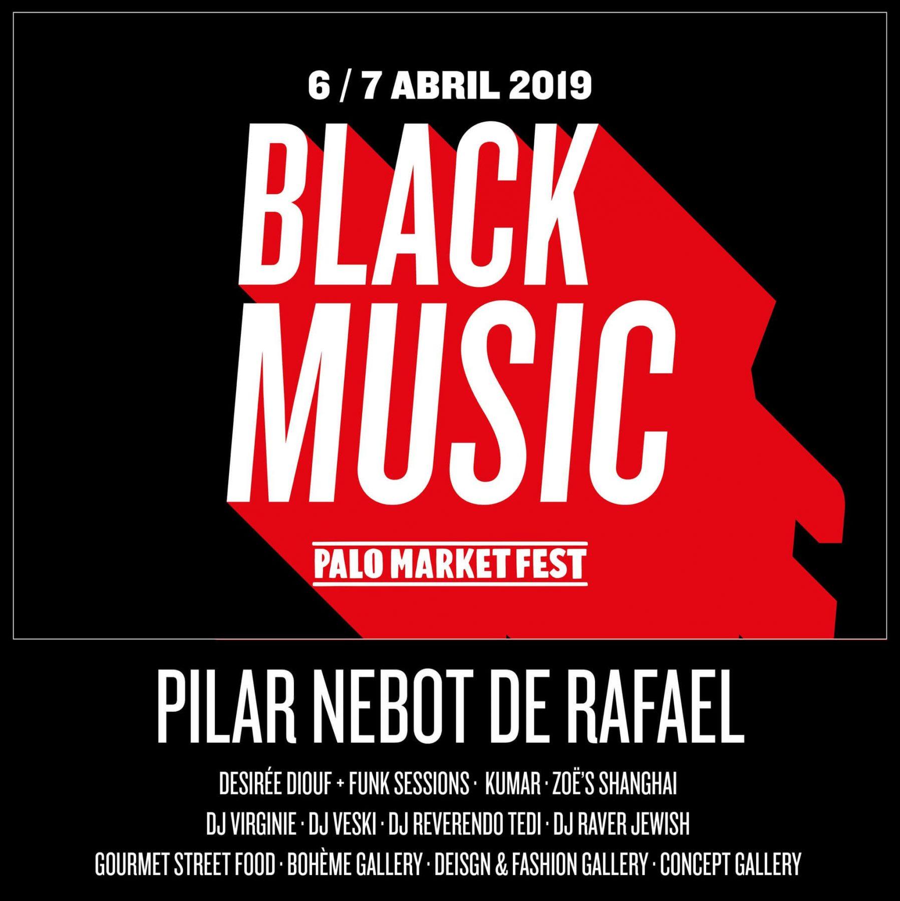 Palo Market Fest y la diseñadora Pilar Nebot de Rafael