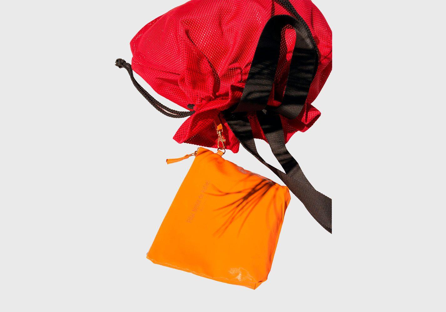 Bolso rojo Matisse con bolsa